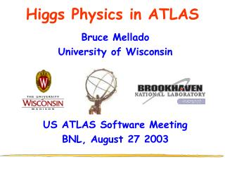 Higgs Physics in ATLAS
