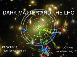 DARK MATTER AND THE LHC