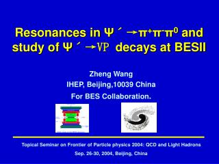 Resonances in  Ψ ˊ→ π + π - π 0  and study of  Ψ ˊ→ VP  decays at BESII