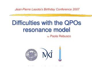 Difficulties with the QPOs resonance model