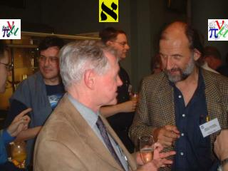 In 1997 Peter Dornan was elected Spokesman of ALEPH