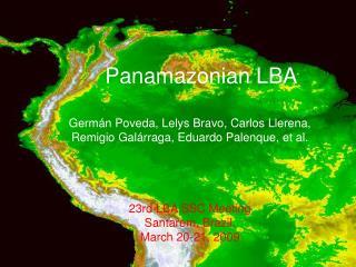 Panamazonian LBA