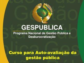 GESPUBLICA