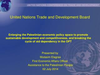 United Nations Trade and Development Board