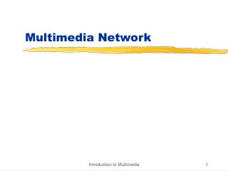 Multimedia Network