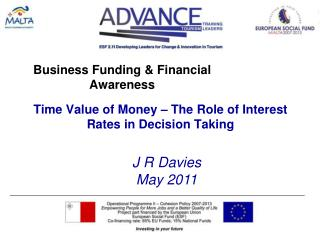 Business Funding & Financial Awareness