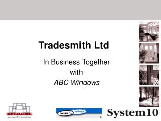Tradesmith Ltd