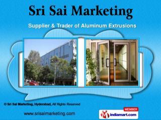 Aluminium Windows  & Aluminium Composite Panels