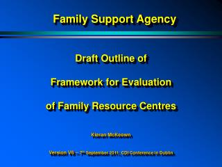 Family Support Agency