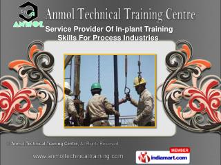 Training For PLC & DCS Systems  & Training For Instrument E