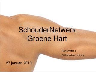 SchouderNetwerk  Groene Hart