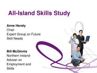 All-Island Skills Study