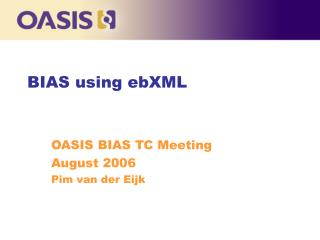 BIAS using ebXML