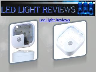 Led Light Reviews