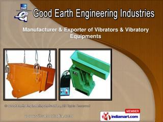 Industrial Vibrators &  Rotary Electric Vibrators
