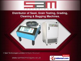 Rice Polisher  & Seed Grader