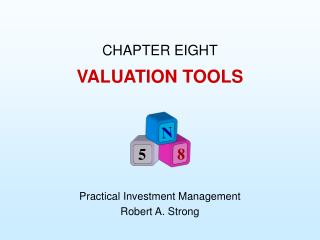 VALUATION TOOLS