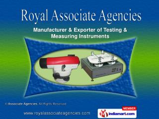 Stability Test Apparatus &  Cube Test Machines