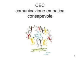CEC comunicazione empatica consapevole