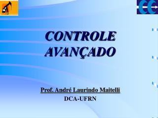 CONTROLE AVAN�ADO