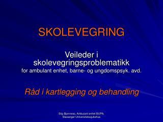 SKOLEVEGRING