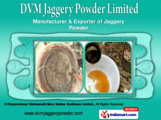 Maharastra Jaggery Powder & Jaggery Raw Material