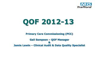 QOF 2012-13