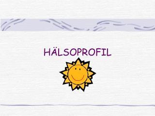 H�LSOPROFIL