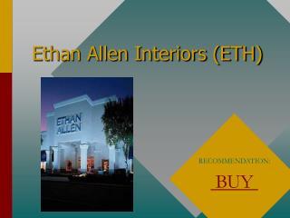Ethan Allen Interiors (ETH)