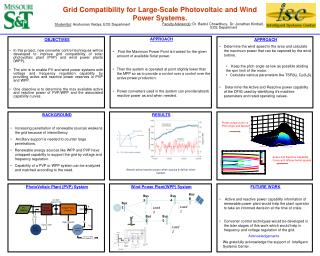 Grid Compatibility for Large-Scale Photovoltaic and Wind Power Systems.