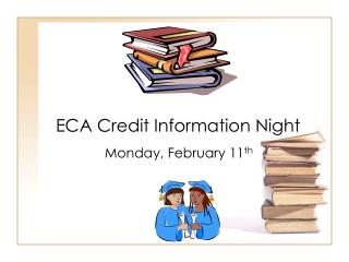 ECA Credit Information Night