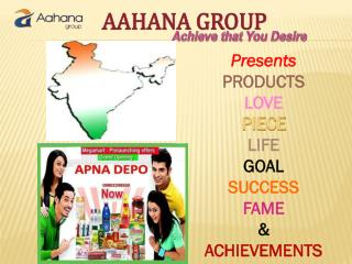 AAHANA GROUP