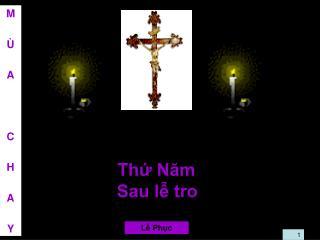 Thứ Năm Sau lễ tro