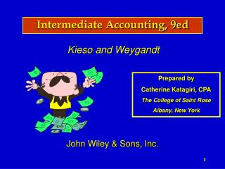 Intermediate Accounting, 9ed