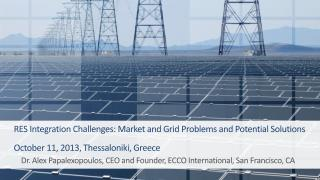 RES Integration Challenges: Market and Grid Problems and Potential Solutions