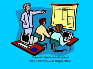 Potomac Senior High School 2014-2015 Course Registration