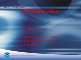 GPS Heights Primer