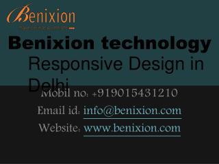 Responsive Design in Delhi