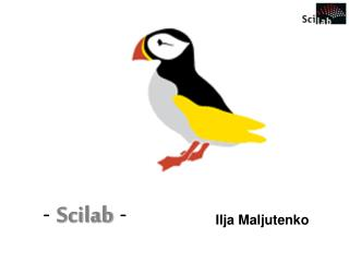 -  Scilab  -