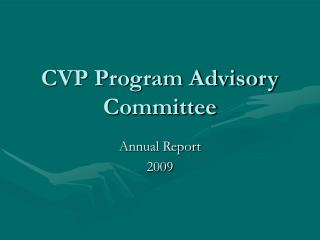 CVP Program Advisory Committee