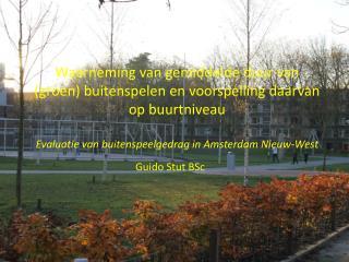 Guido Stut BSc