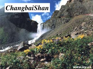 ChangbaiShan