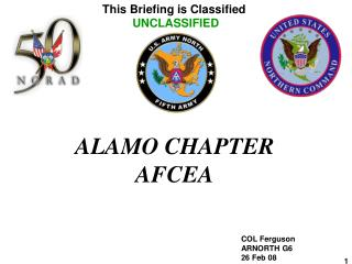 ALAMO CHAPTER AFCEA