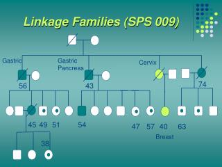Linkage Families (SPS 009)