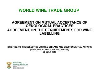 WORLD WINE TRADE GROUP