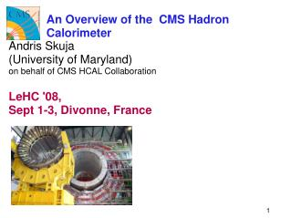 An Overview of the  CMS Hadron Calorimeter