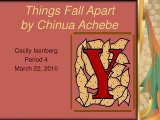 Things fall apart chinua achebe movie