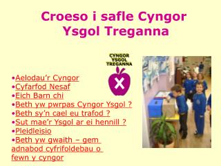 Croeso i safle Cyngor  Ysgol Treganna