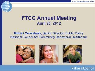 FTCC Annual Meeting April 25, 2012
