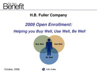 H.B. Fuller Company 2009 Open Enrollment: